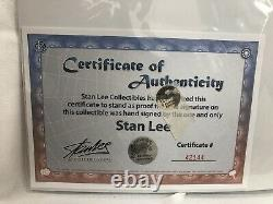 Amazing Fantasy 15 PGX 0.5 SS Stan Lee Signed 1st SpiderMan Holy Grail