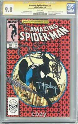 Amazing Spider-Man #300 (1988) CGC SS 9.8 Signed by Stan Lee & McFarlane