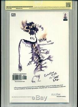 Amazing Spider-man #36 Cbcs Graded 9.6 Signed By Stan Lee 9/11 Tribute Issue