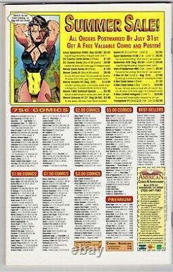 Amazing Spider-man # 365 Signed Stan Lee, Romita, Bagley, Key Nm-, No Coa