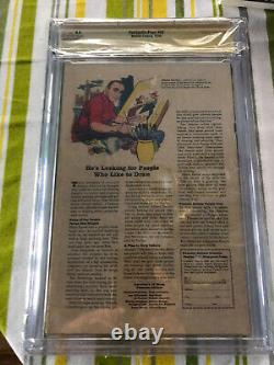 Fantastic Four # 45 CGC 4.0. Signed by Stan Lee