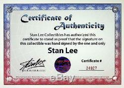 Funko Pop! Marvel Hobgoblin #165 Collector Corps Exclusive Signed Stan Lee COA