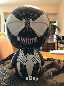 Funko Pop Venom / Captain America Mega Dorbz 18 Stan Lee signed with COA