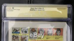 Giant-Size X-Men #1 CGC SS Signed By Stan Lee & Len Wein Marvel Signature Series