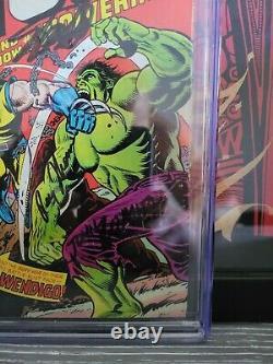 Hulk 181 CGC SS 3.0 First Wolverine 4x Signed Stan Lee Herb Trimpe Romita Thomas