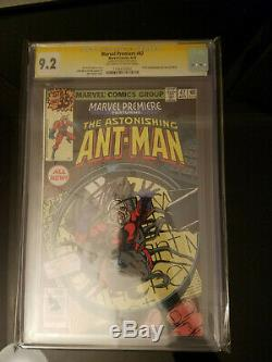 Marvel Premiere #47 (Apr 1979, Marvel) CGC 9.2 Signed by Stan Lee