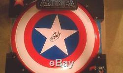 STAN LEE Signed THOR HAMMER PSA Mjolnir PSA Auth Avengers Spiderman MARVEL COMIC