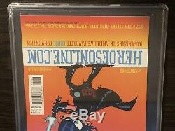 Secret Wars #1 CGC 9.8 4X SS Signed STAN LEE Zeck Beatty Ribic Variant #8 Homage