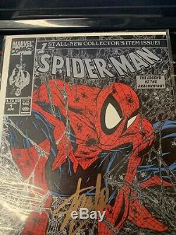 Spider-Man #1 Signed By Stan Lee CGC It! 9.8