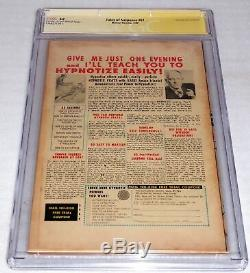 Tales of Suspense #61 CGC 5.0 SS Signed Stan Lee