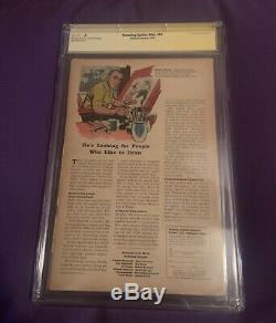 The Amazing Spider-Man #14 Signed By Stan Lee (First App. Green Goblin) CGC