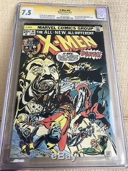 The Uncanny X-Men #94 (Aug 1975). Cgc Signature Series! Signed By Stan Lee
