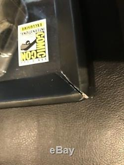 Thor Hammer with Stan Lee Autograph. Comic Con Marvel Avengers Mjolnir Signed