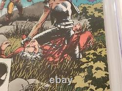 Uncanny X-Men #216 CGC 9.6 Chris Claremont Story Stan Lee Signed! 1987