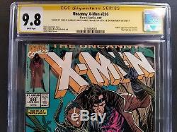 Uncanny X-men #266 Cgc Ss 9.8 4x Signed Stan Lee Kubert Claremont 1st Gambit