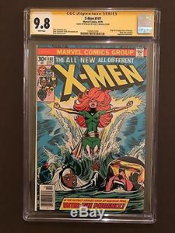 X-MEN No. 101 CGC 9.8 White Pages SS Stan Lee Only 15 Signed Copies With CGC