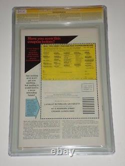 X-Men (Uncanny) 94 (1975) CGC 9.4 Signed by Stan Lee, New X-men Begin