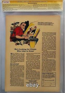 X-men #14 Cgc 6.5 Ss Signed Stan Lee 1st Sentinels